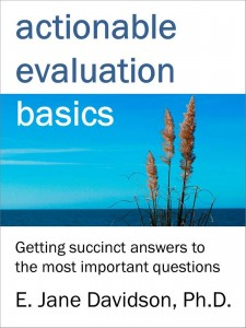 Evaluation-Specific Methodology: The methodologies that are distinctive to evaluation
