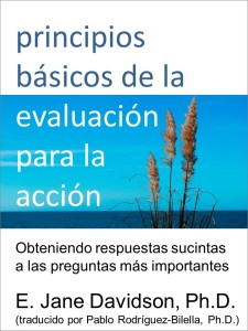 Actionable cover - Spanish (kindle)